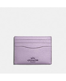 Crossgrain Flat Card Case