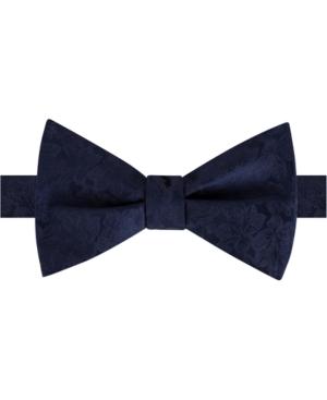 Tommy Hilfiger Men's Floral Bow Tie
