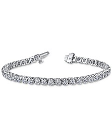 Diamond Tennis Bracelet (10 ct. t.w.) in 14k White Gold