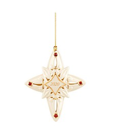 2020 Gleaming Star Ornament