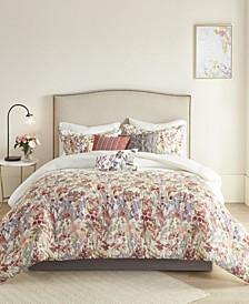 Mariana 7 Piece King Comforter Set