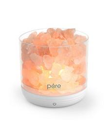 PureGlow USB Salt Lamp