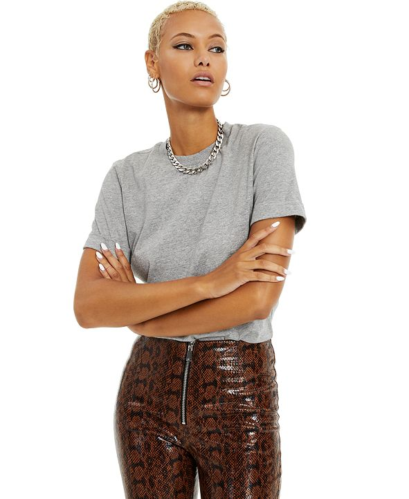 Danielle Bernstein T-Shirt Bodysuit, Created for Macy's