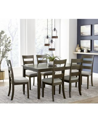 New River 7 PC Dining Set