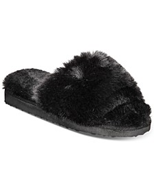 I.N.C. Women's Yuri Slippers, Created for Macy's