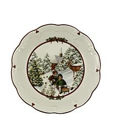 Toys Fantasy Large Bowl, sleigh ride