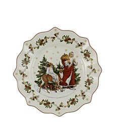 Toys Delight Annual Salad Plate 2020