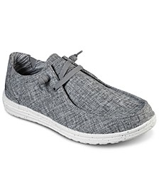 Men's Relaxed Fit Melson Chad Slip-On Casual Sneakers from Finish Line