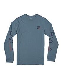 Men's Long-Sleeve Logo T-Shirt