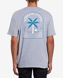 Men's Serenic Stone Logo Graphic T-Shirt