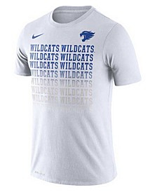 Kentucky Wildcats Men's Repeating Logo T-Shirt