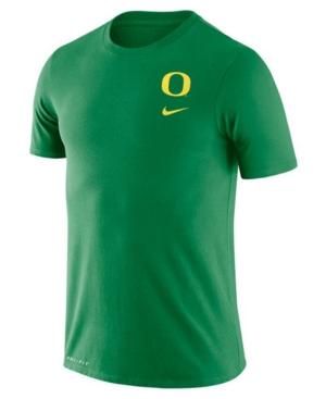 Nike Oregon Ducks Men's Dri-Fit Cotton Dna T-Shirt