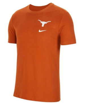 Nike Texas Longhorns Men's Dri-Fit Cotton Dna T-Shirt