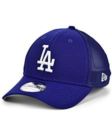 Los Angeles Dodgers Team Classic Mesh 39THIRTY Cap