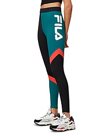 Sia Colorblocked High-Rise Leggings