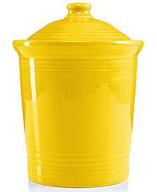 Fiesta Sunflower Medium Canister