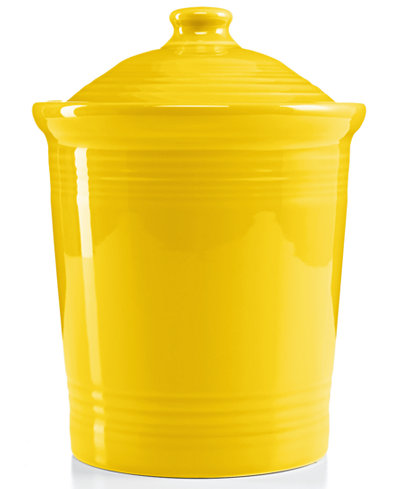 Fiesta Sunflower Large Canister