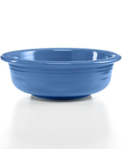 Fiesta Lapis 1 Quart Large Serving Bowl