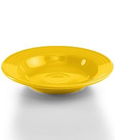 Fiesta Sunflower 13.25 oz. Rim Soup Bowl