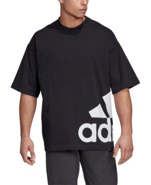 adidas Men's Big Badge of Sport Boxy Tee