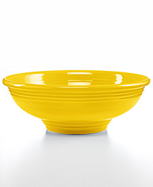 Fiesta Sunflower Pedestal Bowl