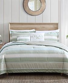 Serenity Queen Comforter Bonus Set