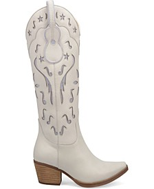 Women's Music City Leather Boot
