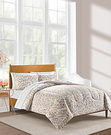 Cheetah 3-Pc Comforter Sets