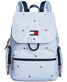 Allie Flap Backpack