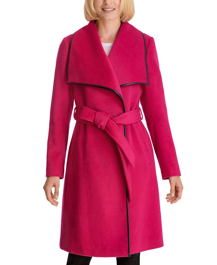 BCBGeneration - Belted Wrap Coat