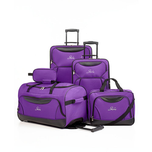 Skyway Freedom 5-Pc. Spinner Luggage Set