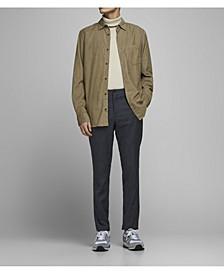 Men's Corduroy Long Sleeve Essential Shirt