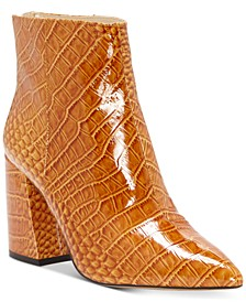 Women's Benedie Pointed-Toe Booties