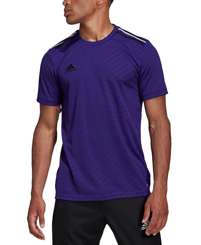 adidas Men's Tiro 19 AEROREADY Soccer Jersey & Reviews ...