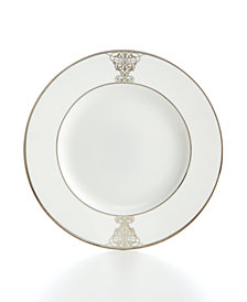 Vera Wang Wedgwood Imperial Scroll Appetizer Plate
