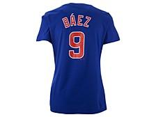 Women's Chicago Cubs Javier Baez Player T-Shirt