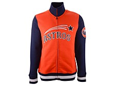 Houston Astros Men's Iconic Track Jacket