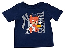New York Yankees Infant Baby Mascot T-Shirt