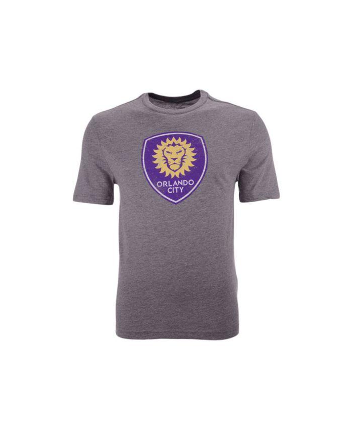 Majestic Men's Orlando City SC Men's Distressed Primary Logo T-Shirt & Reviews - Sports Fan Shop By Lids - Men - Macy's