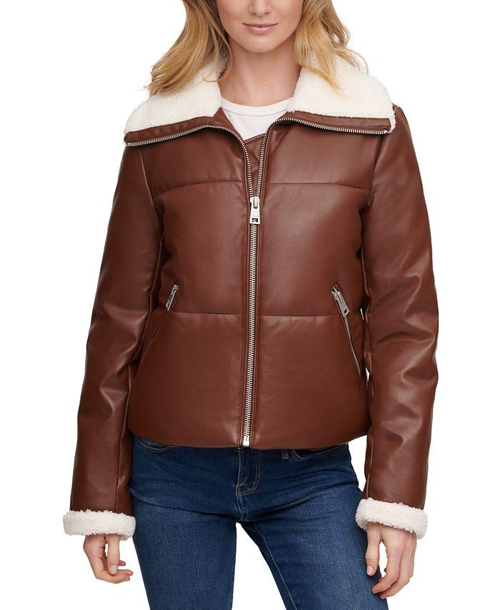 Levi's - Sherpa Lined Puffer Jacket