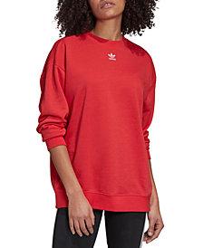 adidas Originals Women's Logo Sweatshirt