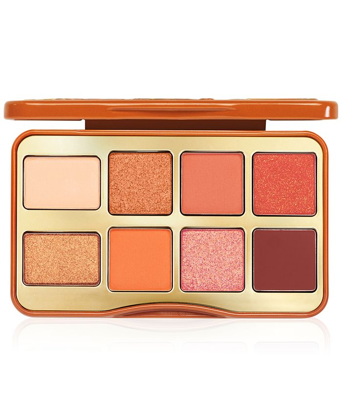 Too Faced - Salted Caramel Mini Eye Shadow Palette