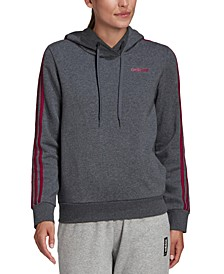 Women's Essentials 3-Stripe Hoodie