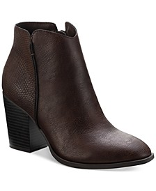 Graceyy Booties, Created for Macy's