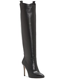 Women's Kervana Stiletto-Heel Dress Boots