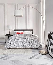 Poppies Comforter Set