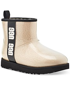 Women's Classic Mini Clear Boots