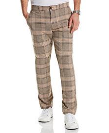 Original Penguin Men's Slim-Fit Plaid Pants