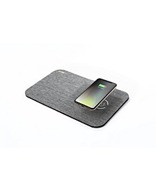 Power Mat Wireless Charging Mouse Pad - 10W QI Wireless Charger