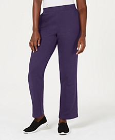 Fleece Pants, Created for Macy's